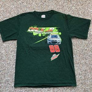 Dale Earnhardt Jr NASCAR Racing t-shirt M #88